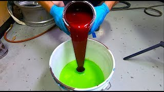 Mad Scientist 5 - MIXING Wicked Wine + Extra Lime