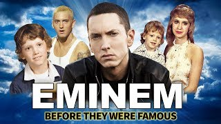 Eminem | Before They Were Famous | Epic Biography from 0 to Now