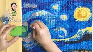 Diamond Painting - The Starry Night