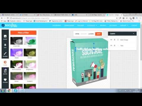 SociViral review and giant bonus with +100 items