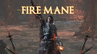 Dark Souls 3 -- Pyro Knight PVP (Firemane 3.0)