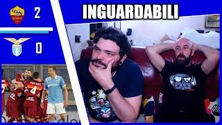 CHE VINCA O CHE PERDA... | REACTION ROMA - LAZIO 2-0