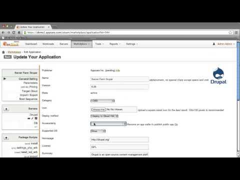 AppStack App Publisher Demo