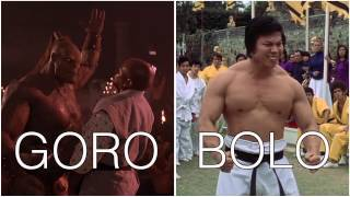 Mortal Kombat and Enter the Dragon Are the Same Movie [J. Matthew Movies, Ep 2]