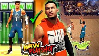 NEW BUILD 6'6 Playmaking Shot Creator / No One Uses Shot Aiming - NBA 2K21