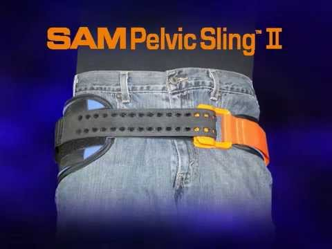 SAM Pelvic Sling II Intro and General Application Technique