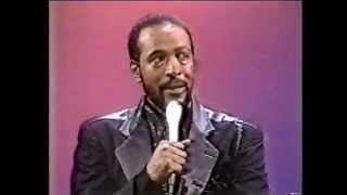 Marvin Gaye on soul train
