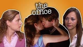 Jim, Pam, and Karen  - The Office US