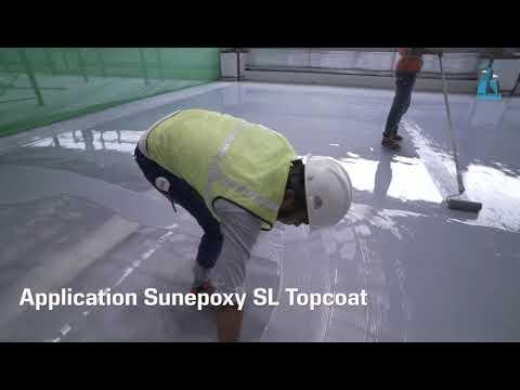 Best Self levelling Epoxy Flooring