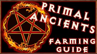 Diablo 3 How To Farm Primal Ancients! 2.6.4