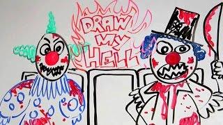 Draw My Hell - Rob Czar