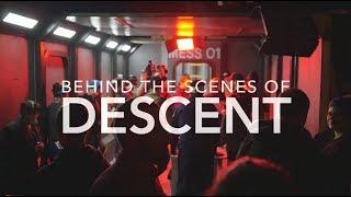 Making of Descent: Camera Department