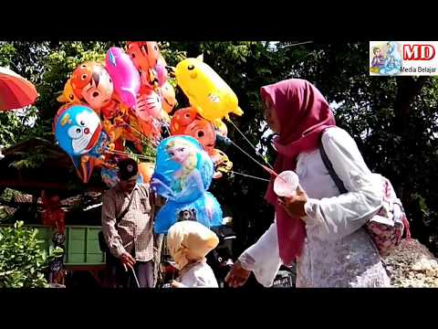 Balon Mainan Pokemon, Masha, Boboiboy, UpinIpin, Doraemon, Spongebob, Hello Kitty   BALONKU ADA 5