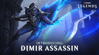 Dimir Assassin Class Overview preview image