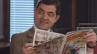 Have a Break with Bean | Clip Compilation | Mr Bean Official