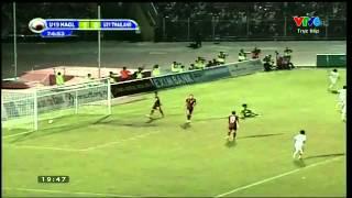 U19 HAGL 2 0 U21 Thái Lan hiệp hai   VnExpress The Thao