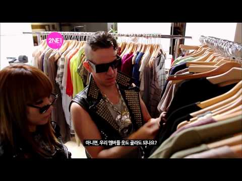 2NE1_TV_Season 2_E04-1_2NE1 in LA with Will.i.Am & Jeremy Scott