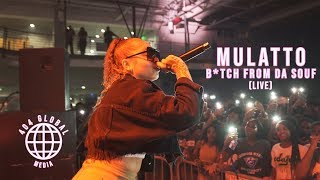 Mulatto - Bitch From Da Souf (Live Performance)