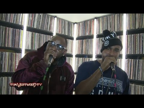 Westwood - Capone N Noreaga Crib Session freestyle