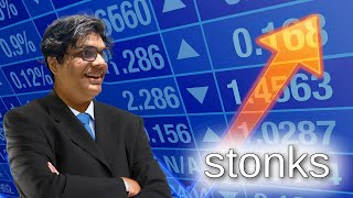 🔴 Stonks - A Finance News Show - Ep 1 ft. Rider