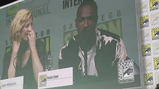 Doctor Who - Panel Clip SDCC - Majestic Entertainment News Coverage