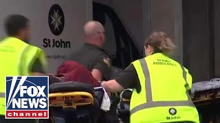 Mass shooting at mosques in Christchurch, New Zealand