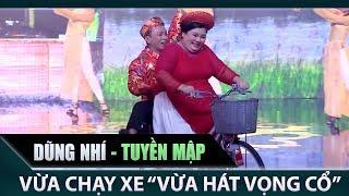 Dũng Nhí Vừa Chạy Xe đạp Vừa Hát Vọng Cổ 'xuất Thần'.