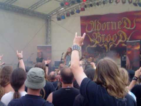 Adorned Brood - 7 tage lang - Wacken 2009