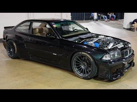 BMW M3 E36 with a Coyote V8 - engineswapdepot com
