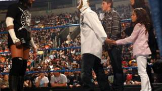 CM Punk Has Request For Rey Mysterio