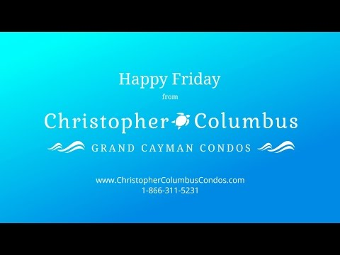 Happy Friday from Christopher Columbus Condos