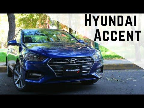 Hyundai Accent 2018 | Diseño, equipamiento y comodidad | Motoren Mx