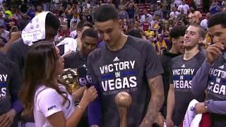 Kyle Kuzma Named MVP Of Summer League Championship Game   ESPN