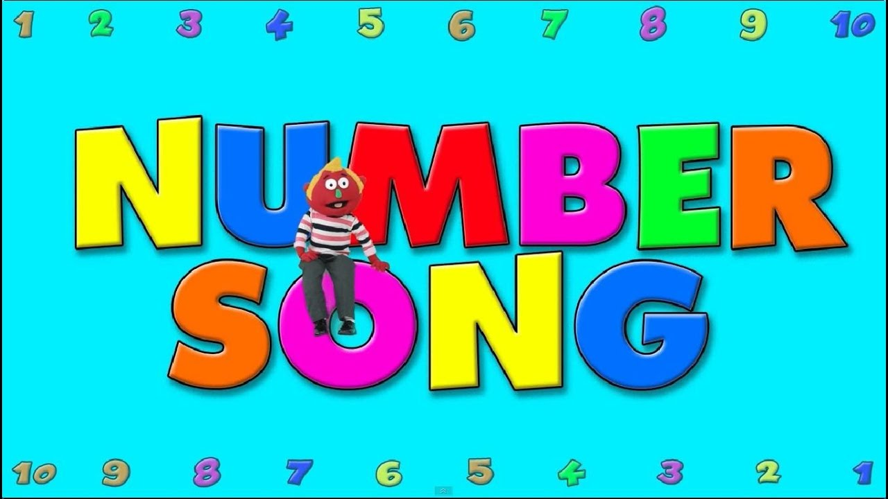 Numbers Song - Children Song