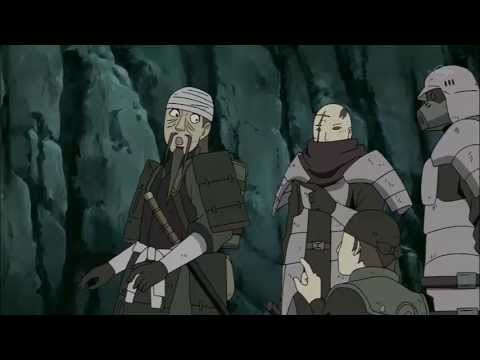 Deidara and Zetsu best scene
