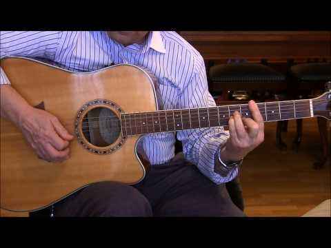 Do you want to know a secret - The Beatles - Guitarra fácil - Alfonso Baeza
