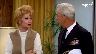 The Lucy Show - Season 5, Episode 2: Lucy and the Submarine (HD Remastered)