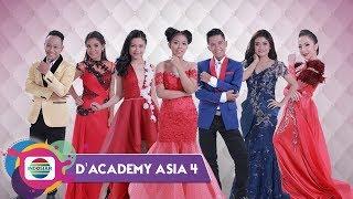 WOWWW SPEKTAKULER! Inilah Penampilan Terbaik D'Academy Asia 4 Top 24!