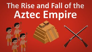 The Rise And Fall Of The Aztec Empire