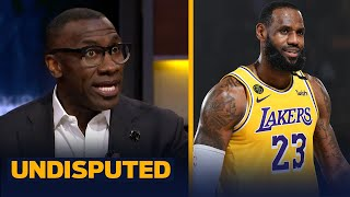 Skip & Shannon have an open conversation about LeBron & if he's taken for granted | NBA | UNDISPUTED