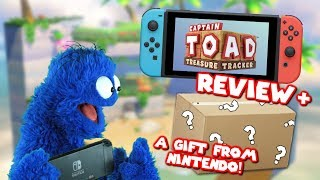 Adventures in Waddling │ Captain Toad Treasure Tracker Review