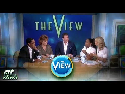 The View: Elizabeth and Joy get heated over PRAYER!