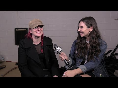 Interview with Saraya Knight