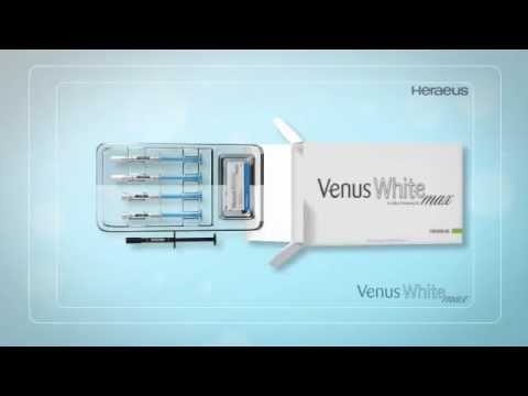 Venus White Max in-office whitening from Studio Dental