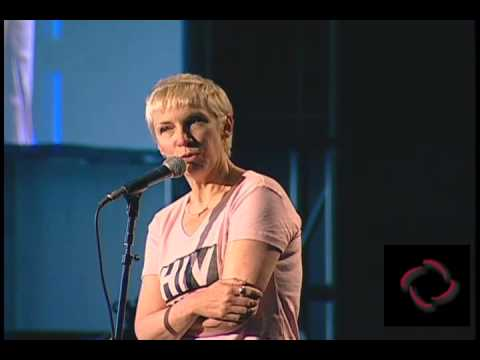 Keynote with Jane Wales, Peter Gabriel, Annie Lennox - YouTube