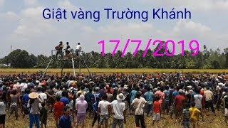 Nho vlog - Giật vàng ( cúng cô hồn) Trường khánh,Long Phú, Sóc Trăng 17/7/2019