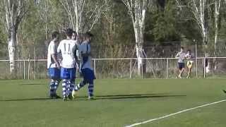 Video gol de Dani (C.D. Tajo) 5-1