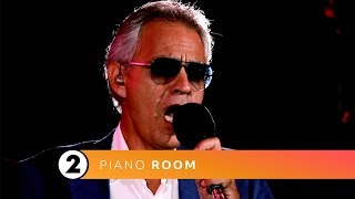 Andrea Bocelli - Time To Say Goodbye (Radio 2 Piano Room)