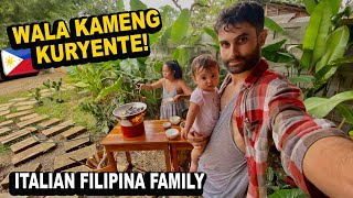 WE DON'T HAVE ELECTRICITY! MY FILIPINA WIFE SAVES THE DAY! LIFE IN THE PHILIPPINES
