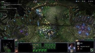 #09 정글의 법칙 [스타크래프트 2 : 자유의 날개 (StarCraft 2 : Wings Of Liberty)]
